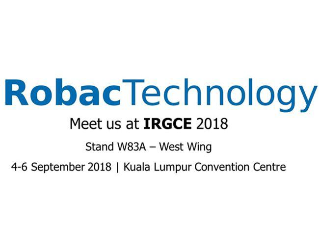 Robac Technology will present a new 'nitrosamine safe' thiuram disulfide in natural rubber, at IRGCE 2018