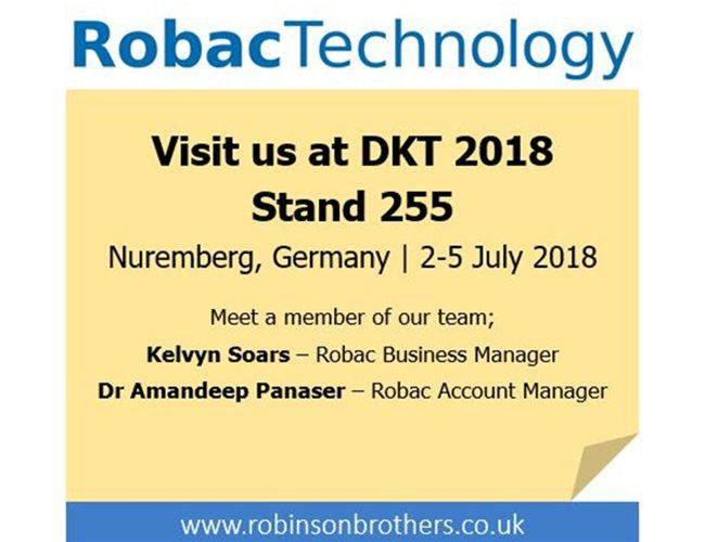 Meet us at DKT 2018