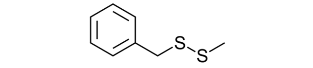 Benzyl methyl disulphide