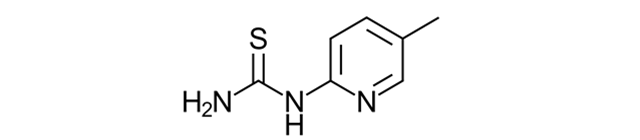 (5-Methyl-pyridin-2-yl)thiourea