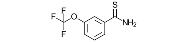 3-(Trifluoromethoxy)benzenecarbothioamide