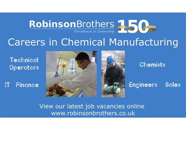 It's National Careers Week: Explore Careers in Chemical Manufacturing #NCW2020