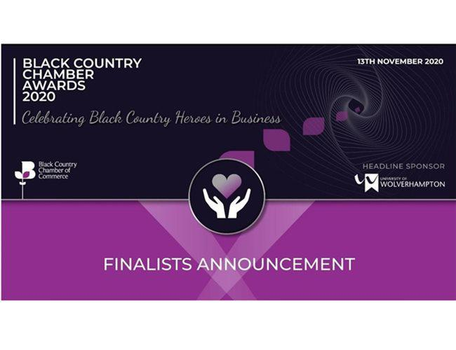 Robinson Brothers Nominated for the Black Country Chamber of Commerce Awards!