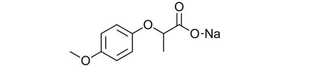 Sodium 2-(4-methoxyphenoxy)propionate