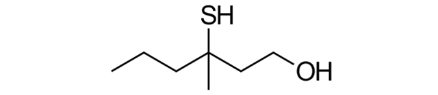 3-Mercapto-3-methyl-1-hexanol